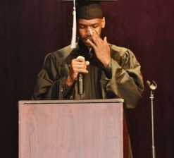 Kalil Staurt Valedictorian Graduation Speech