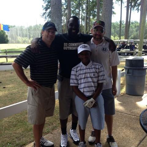 2013 Golf Tourney Champs